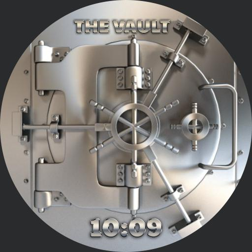 The Vault square