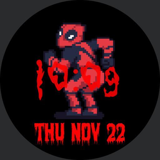 Deadpool Shuffle