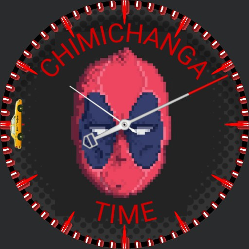 Deadpool Chimichanga