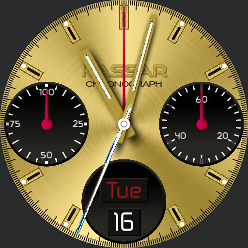 Bullhead Chrono Gold