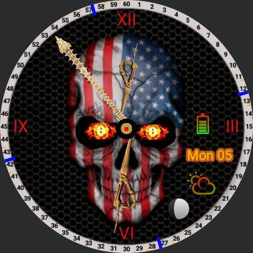 Will Die An American Ver. II