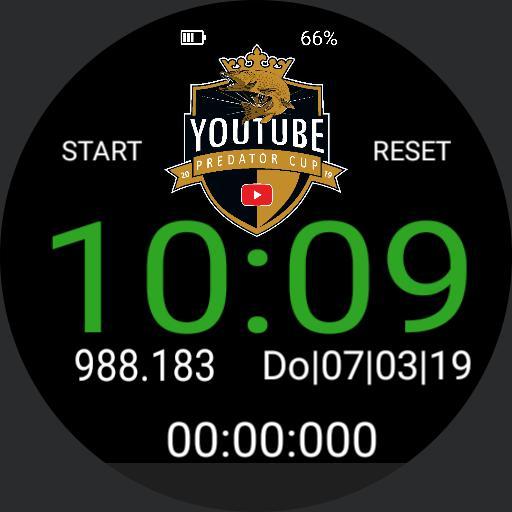 YouTube Predator Cup 2