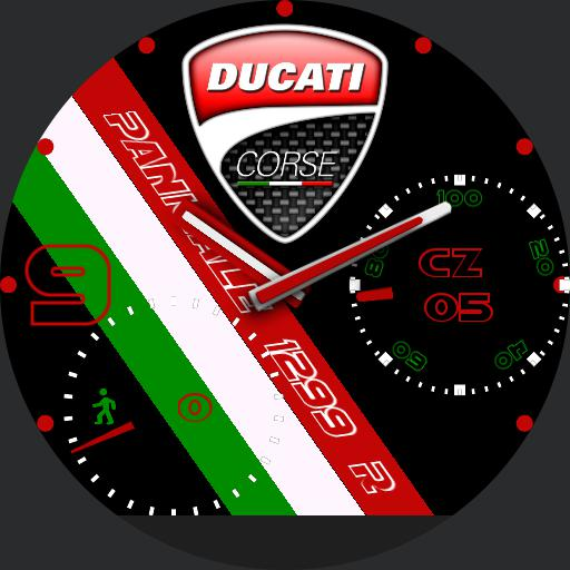Ducati MB WATCH Copy