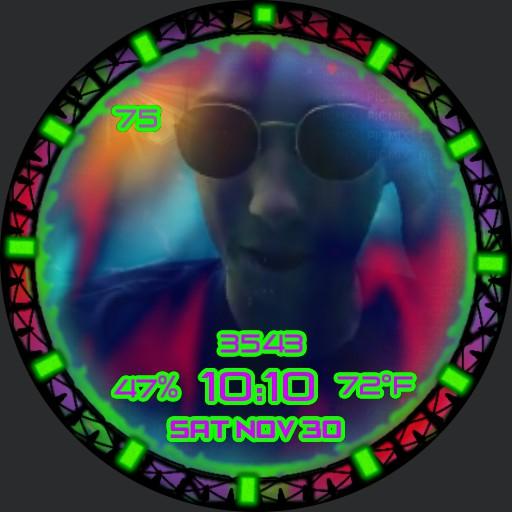 Zach Stain Glass