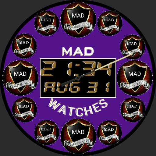 Mad Watches Community Watch Ucolor