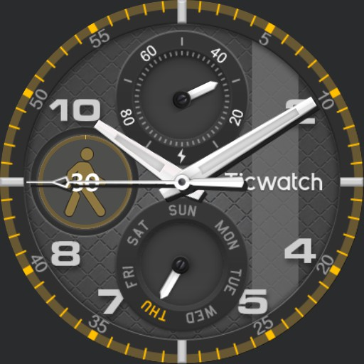 ticwatch style
