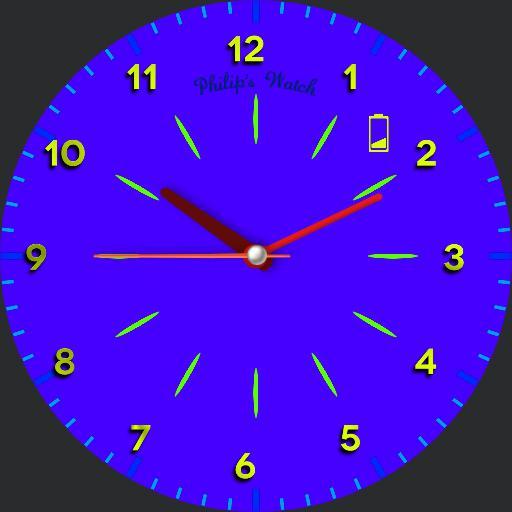 Regular Analog Watch