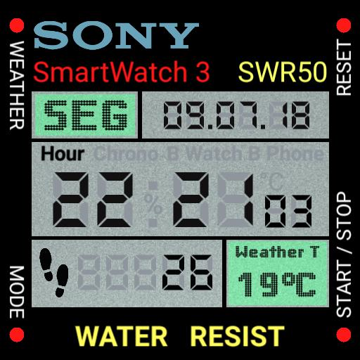 Retro 3 Sony by Adames