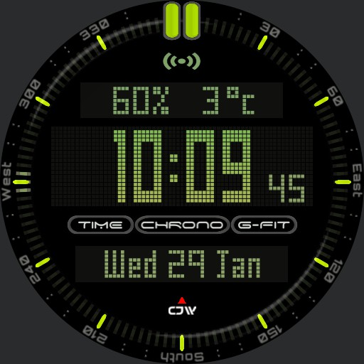 CJWatch military Core