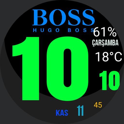 Hugo Boss Big Digit By Nesar. A Copy