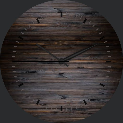 Dark Simple Wood