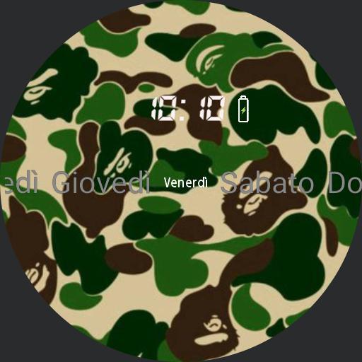 military kash