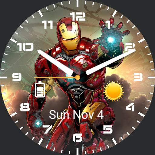 Ben_Ironman5_WatchFace