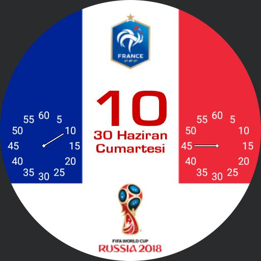World Cup 2018 - France