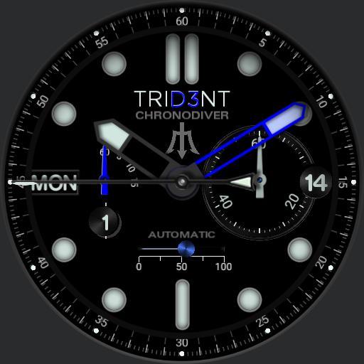 Trident D3 Mark-II