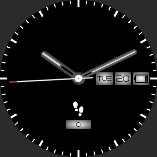 Simple Timepiece