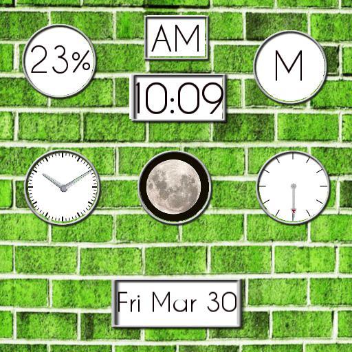 Nuevo watch 6.0 green brick