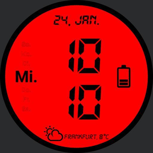Minimal Red