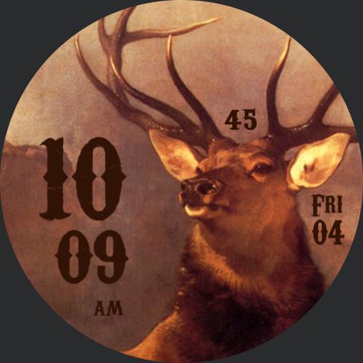 Deer Freak Show