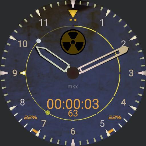 mkx Radiation