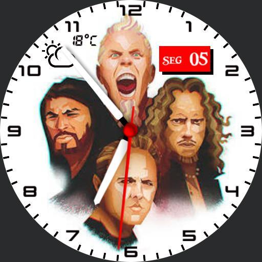 Metallica by Sampa