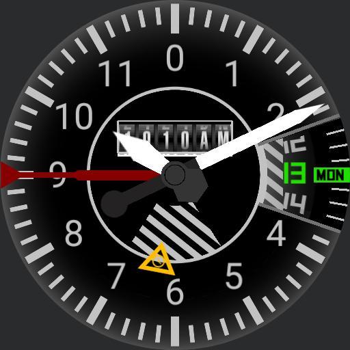 Altimeter Ivanoski Style