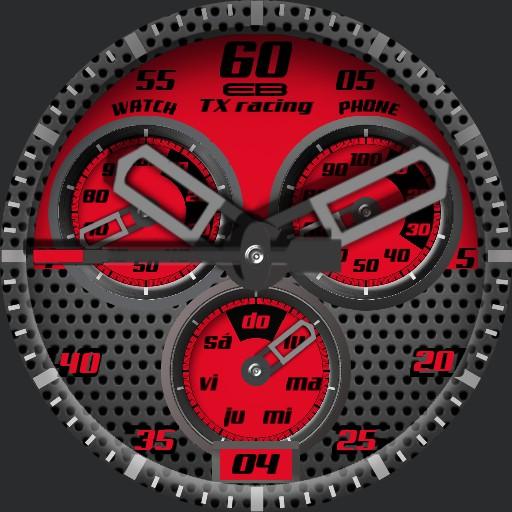EB TX racing color
