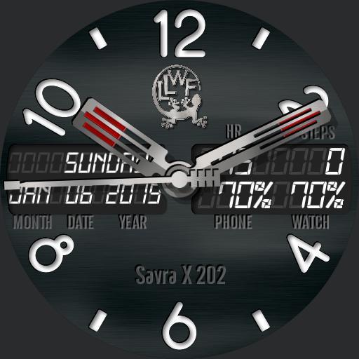 Savra X 202