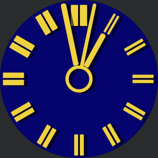 BBC1 Clock
