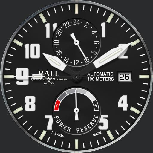 Ball Engineer Master II Voyager 40mm