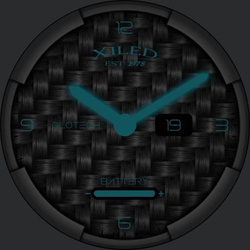 GloTech Blue