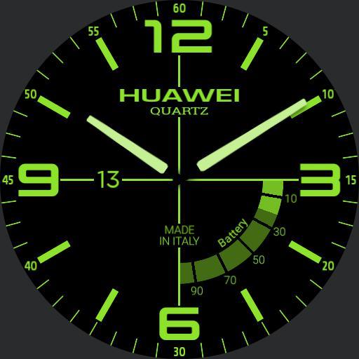 Huawei quartz