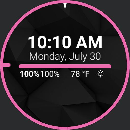 Archives System Watchface