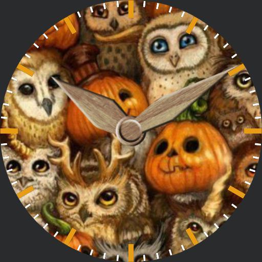 Halloween - plwren