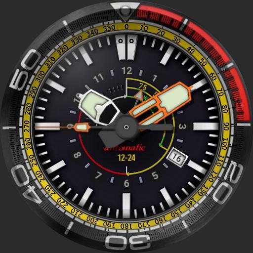 Orilama  watch 70