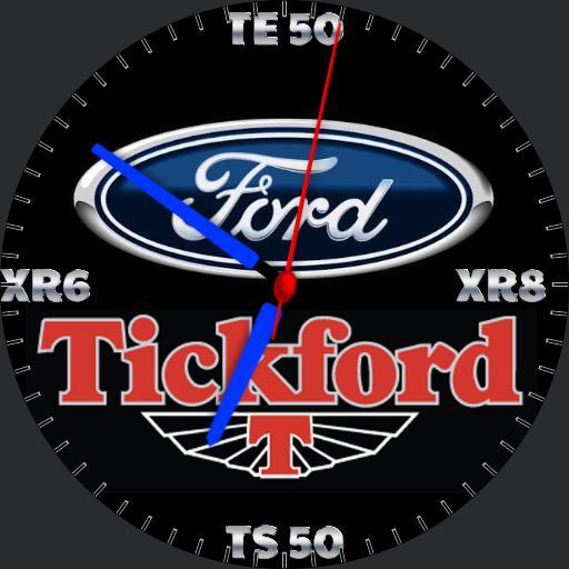 Ford Tickford