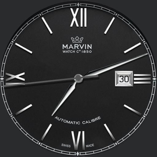 Marvin Marlton No Bezel
