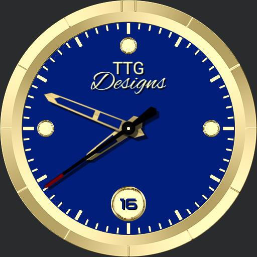 TTG Allure Blue