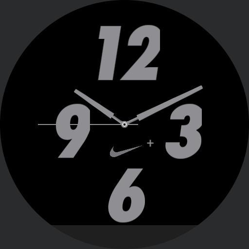 Nike x Wear OS V0.3