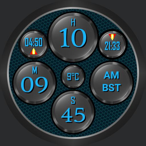 Dials  series Fader version. V2.02