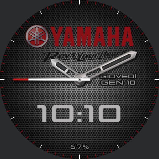 Yamaha Carbon 2