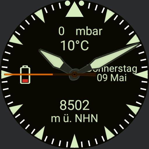 Altimeter Pilot