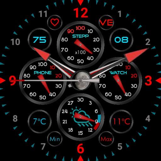Hauwei watch 3 version