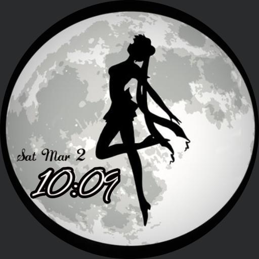 sailor moon  moon