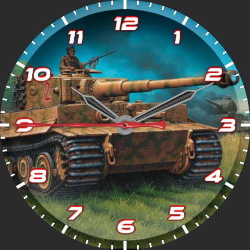 Tiger Tank Watch 1.00