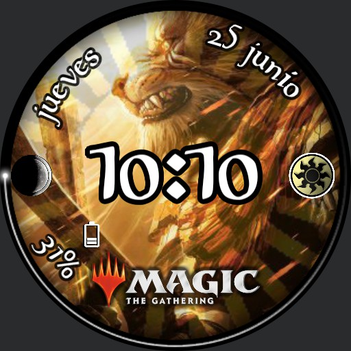 Magic White Ajani