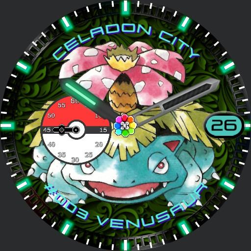 Pokemon Watch Venusaur