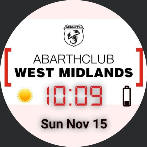 West Mids Abarth