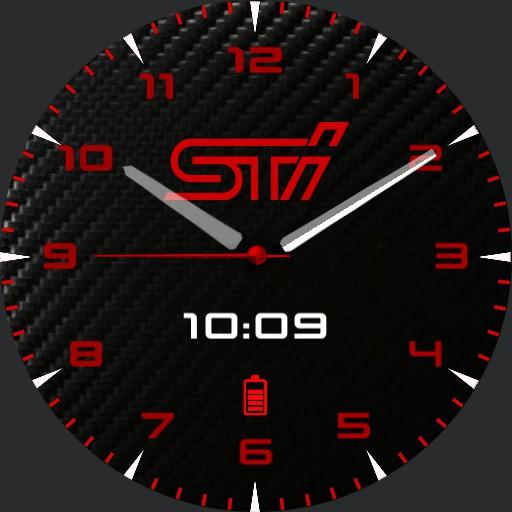 Subaru Sti Carbon ATD edition Copy