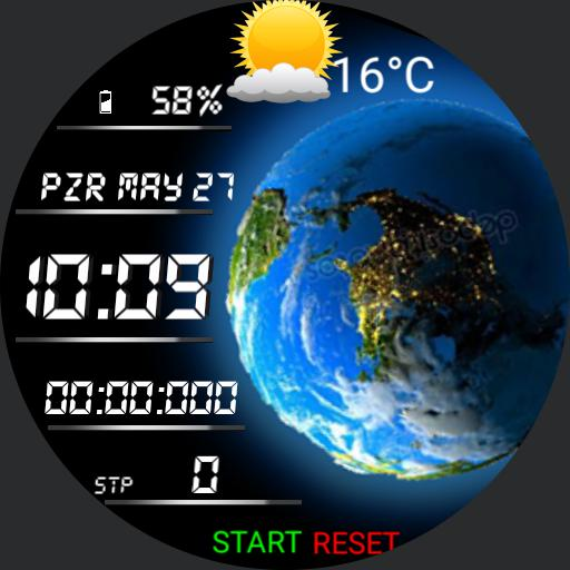 fs world watch face